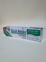 Aloe vera pasta Menta crystal 100ml