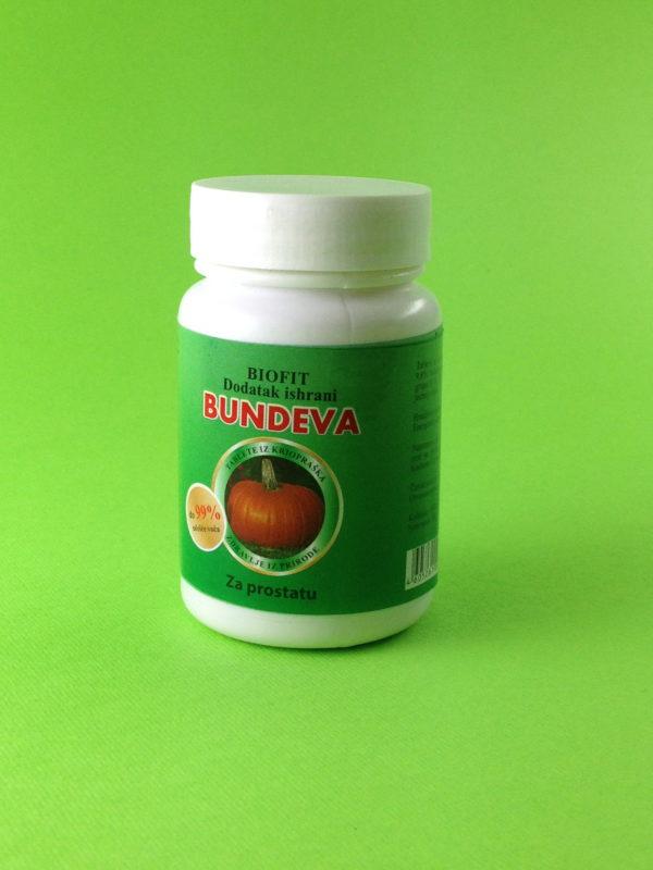 biofit bundeva za prostatu 100 tableta