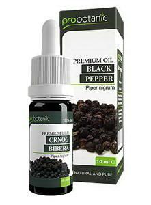 ulje crnog bibera 10 ml probotanic