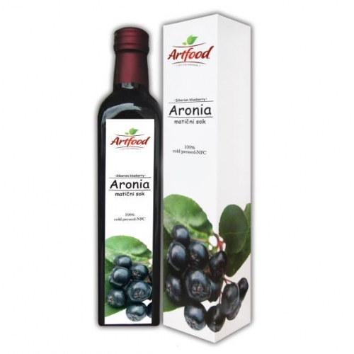 aronija sok 500 ml artfood