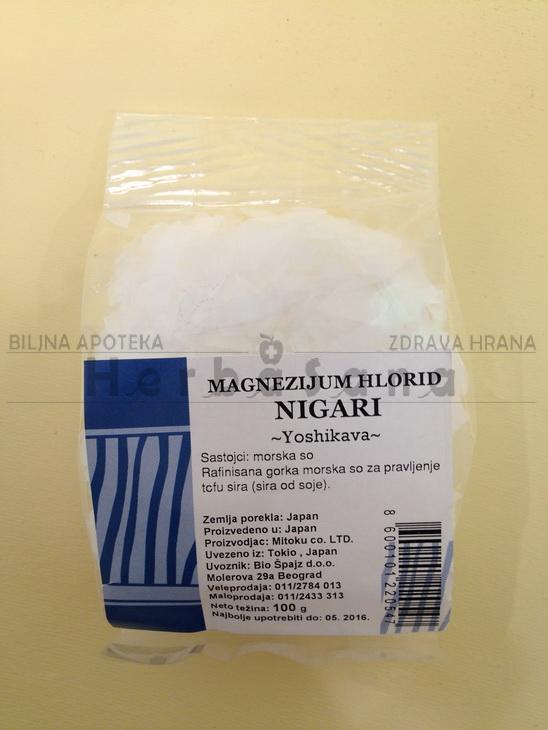 nigari za pravljenje tofu sira 100 g