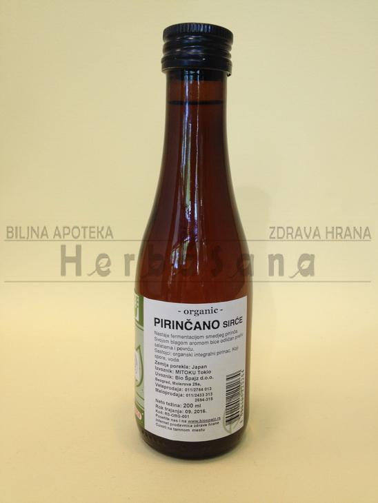 pirincano sirce 200 ml