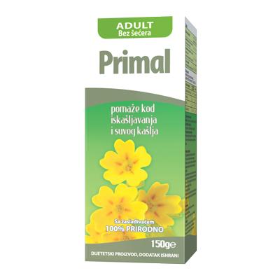 primal sirup