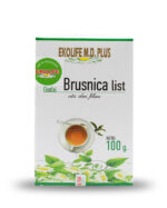 Čaj Brusnica list 100g Ekolife