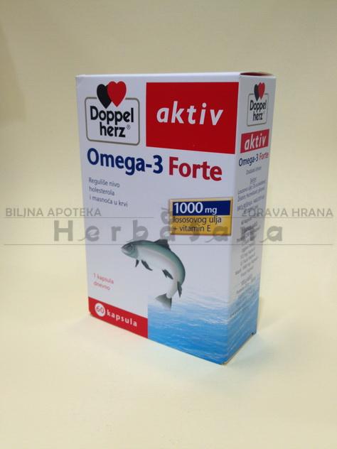 aktiv omega 3 forte 60 kapsula