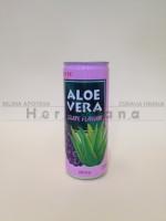 Aloe vera sok sa ukusom  groždja – 240 ml
