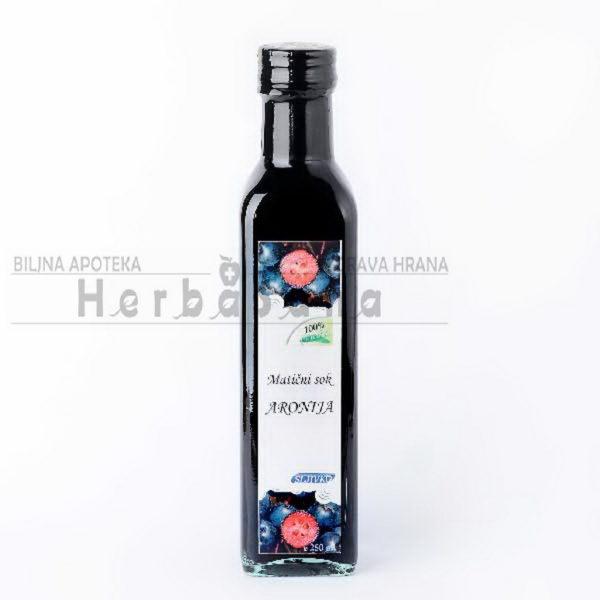 aronija maticni sok sljivko 250 ml