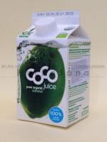 Coco juice original -kokosov djus 500 ml