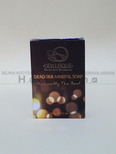 dead sea sapun mineral