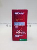 Fitoval dermatološki šampon za oštećenu kosu 100ml