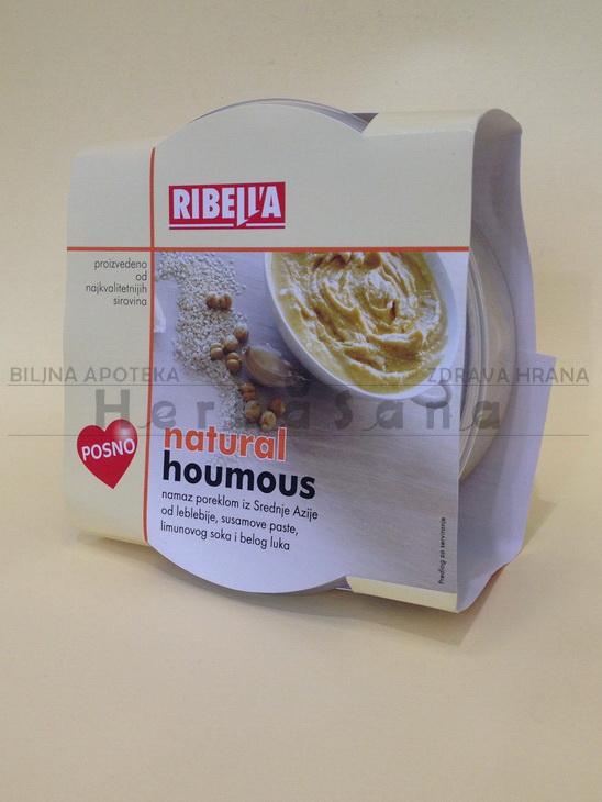 humus natural 250 g
