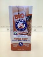 Integralna durum testenina 500 gr – Bio Penne rigate – Ambra