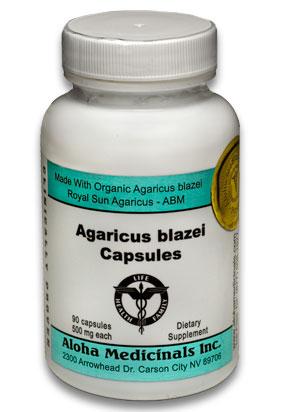 agaricus blazei kutija