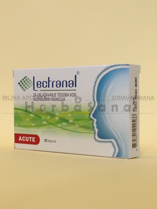 lectranal acute