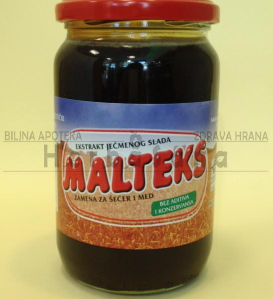 malteks ekstrakt jecmenog slada 460 g