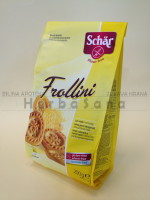 Schar Frollini čajni kolutići bez glutena -300g