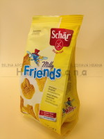 Schar Milly friends keks bez glutena-125g