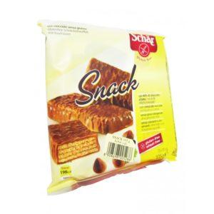 schar snack čokoladne napolitanke bez glutena 105g