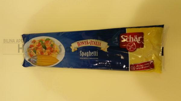 schar spageti bez glutena