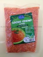 Crveno sočivo 500 g (organski proizvod)