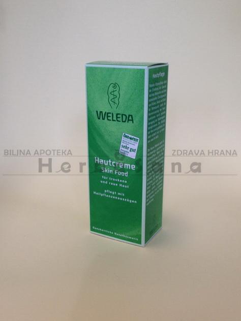 weleda skin food krema 75 ml