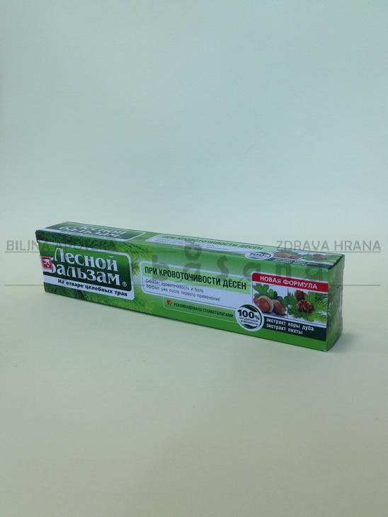 zubna pasta sumski balsam 50g