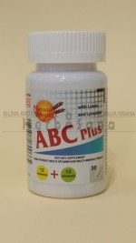 ABC plus 30 tableta