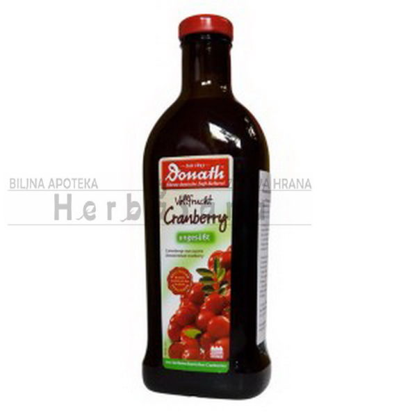 brusnica koncentrat 500ml