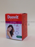Duovit za žene – 30 tableta
