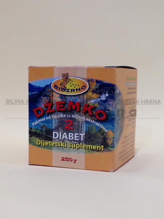 dzemko 2 za dijabet 250g