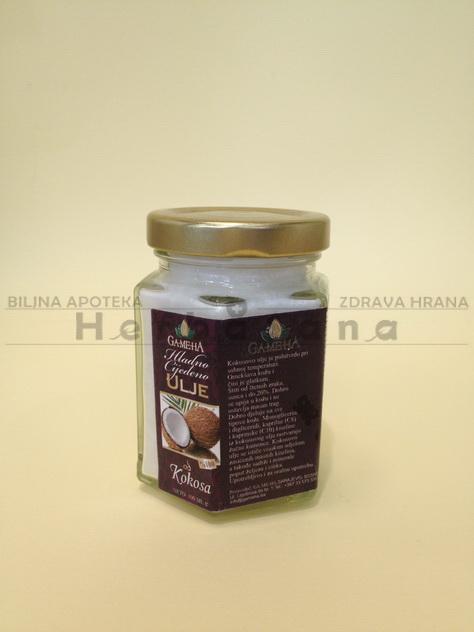 hladno cedjeno ulje kokosa kokosovo ulje 100 ml