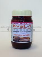 Kval 1 – Kvasac + Lecitin (soja) + Skrob 250g