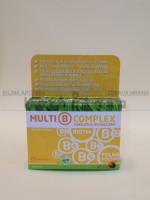 Multi B komplex 30 kapsula