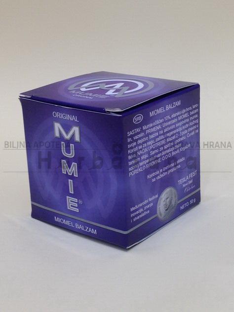 mumie miomel balzam 50ml beopanax