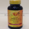omega 3 100 softgels