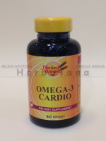 Omega 3 kardio  – 60 kapsula