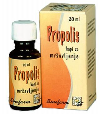 propolis kapi za mrsavljenje 20ml
