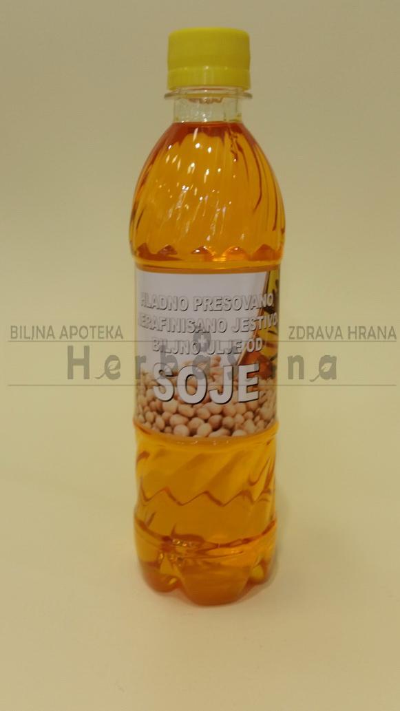 sojino ulje 0 5L