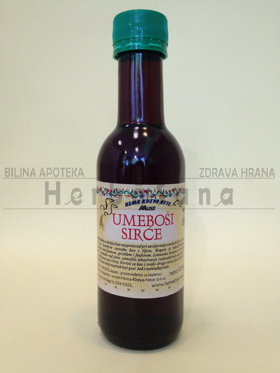 umebosi sirce 187ml
