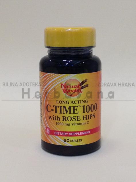 vitamin c 1000mg 60cpa