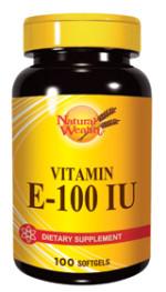 Vitamin E 100IJ