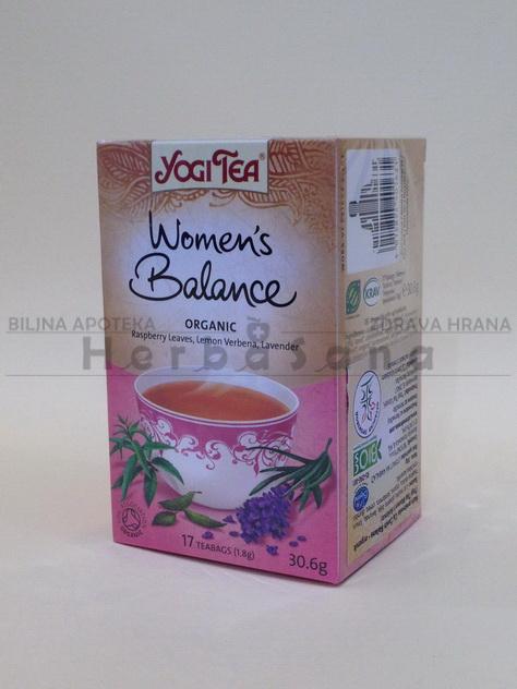 zenin balans caj yogi tea