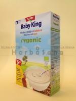 Baby King Pšenične ceralije sa jabukom organic-200 g