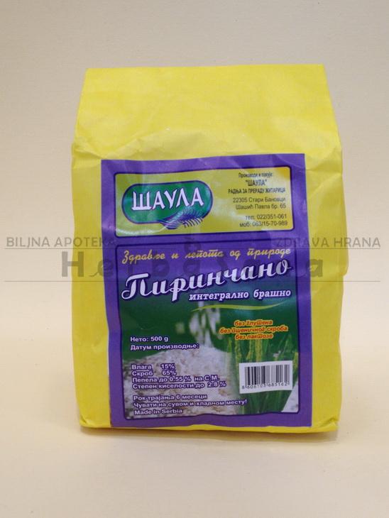 brašno pirinčano integralno 500g bez glutena