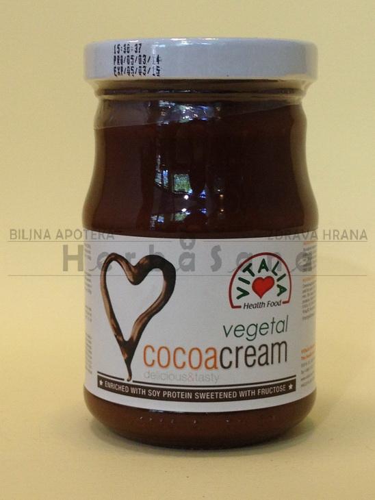 kakao krem 230g vitalia