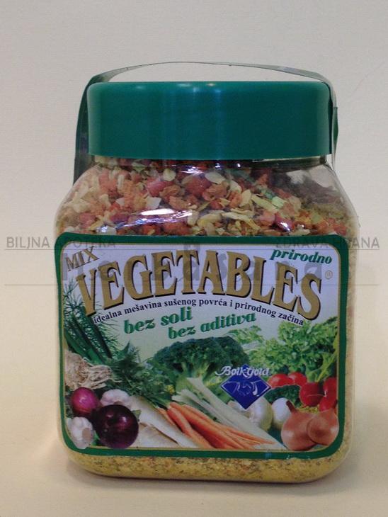 mesavina susenog povrca i prirodnog zacina mix vegetables 300 gr