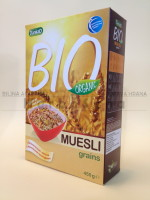 Musli bio organic 450 g