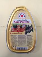 Vegetarijanska sojina pašteta sa maslinama 105 gr – Vitalia