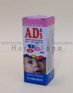 Vitamin AD 3 kapi – vodeni rastvor