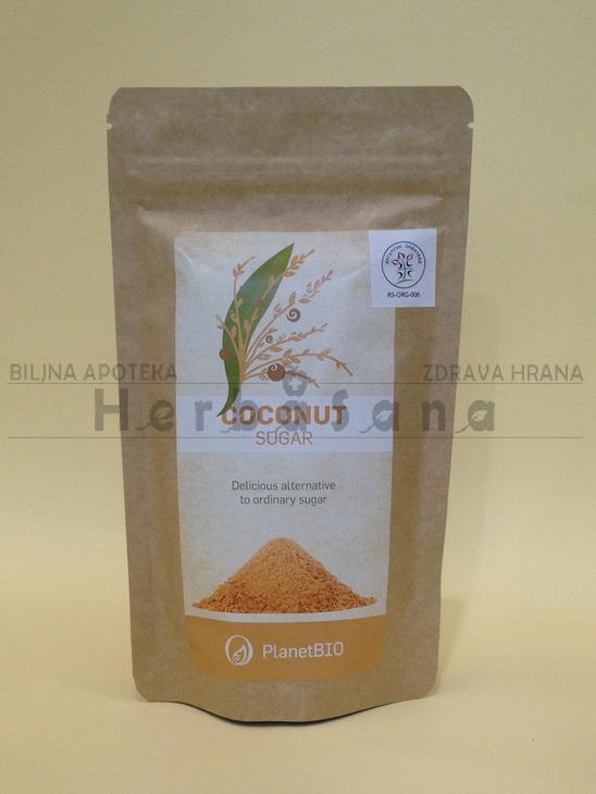 kokosov secer 250 gr organski proizvod